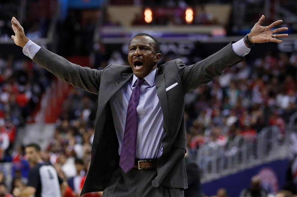 Did Dwane Casey deserve to be fired?