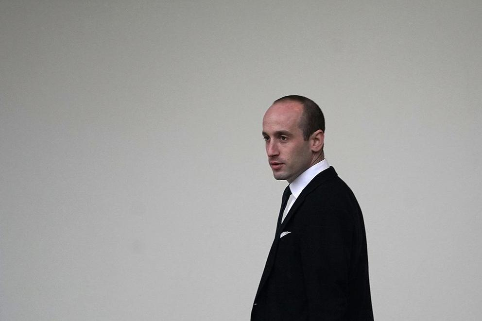 Should Stephen Miller resign?