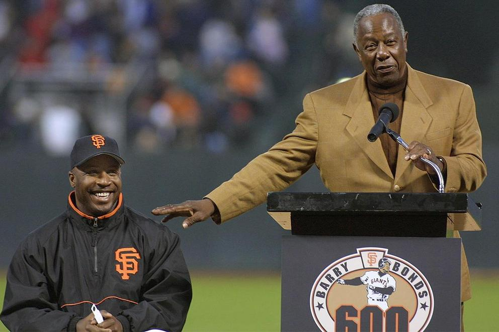 Who's the real home run king: Hank Aaron or Barry Bonds?