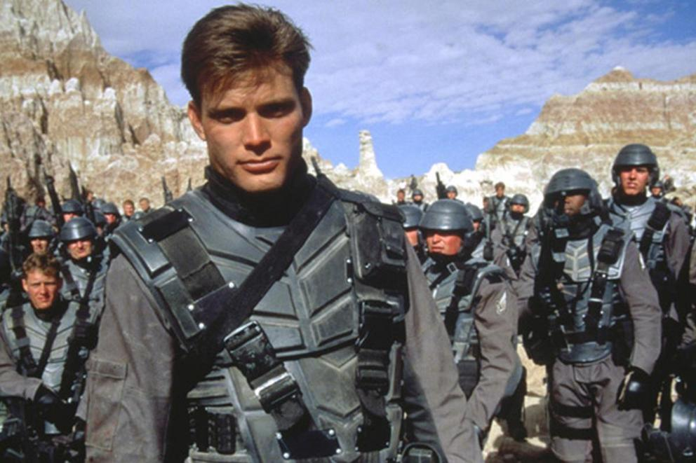 Will 'Starship Troopers' be another doomed Sci-Fi reboot?