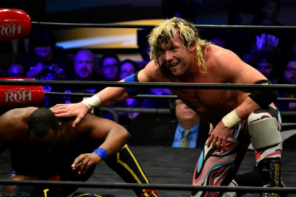 Should Kenny Omega go to the WWE?