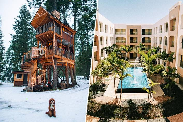 Would you rather stay in an Airbnb or a hotel?
