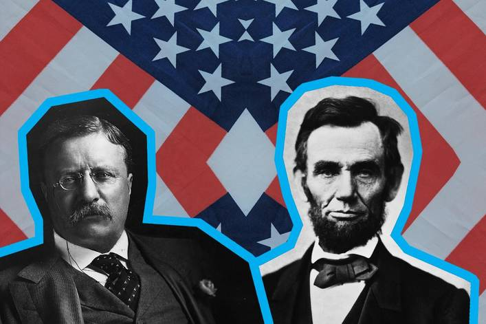 Most influential president: Abraham Lincoln or Theodore Roosevelt?