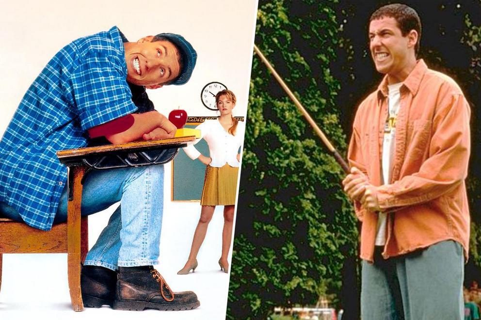 Adam Sandler's best comedic role: Billy Madison or Happy Gilmore?