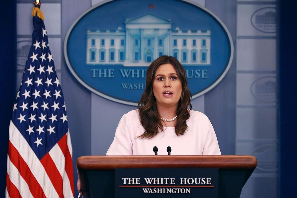 Would you vote for Sarah Sanders?