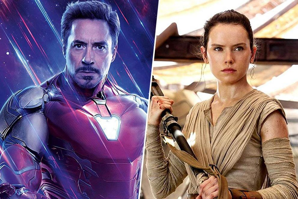 Disney's most epic universe: Marvel or 'Star Wars'?