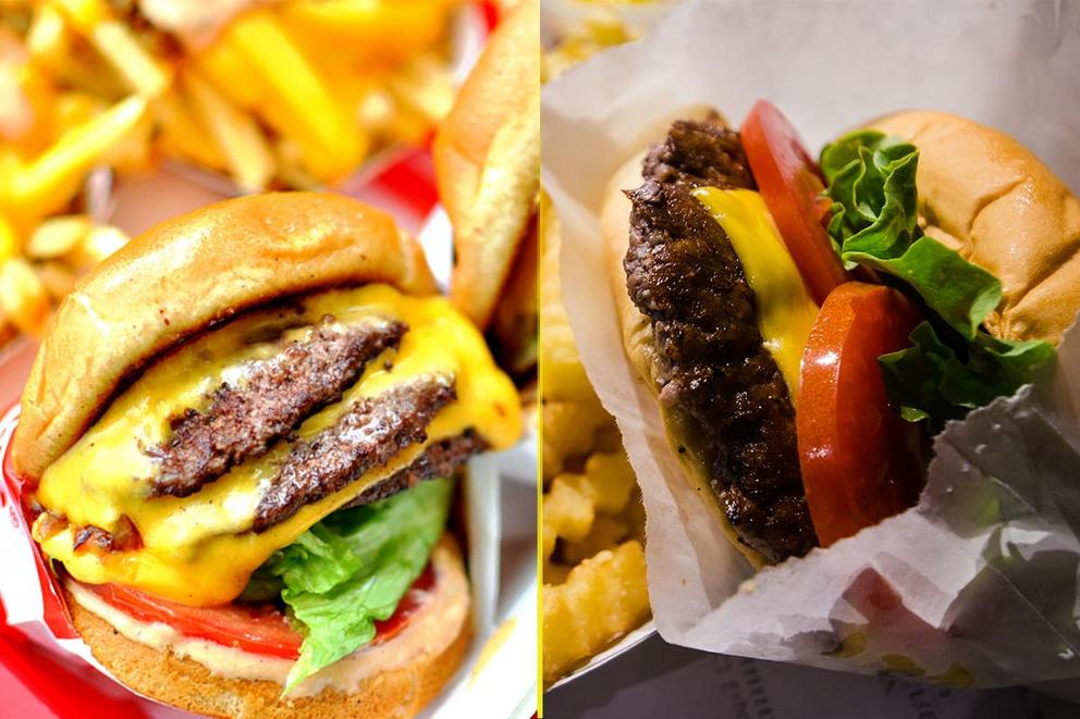 Which burger is better: In-N-Out or Shake Shack?