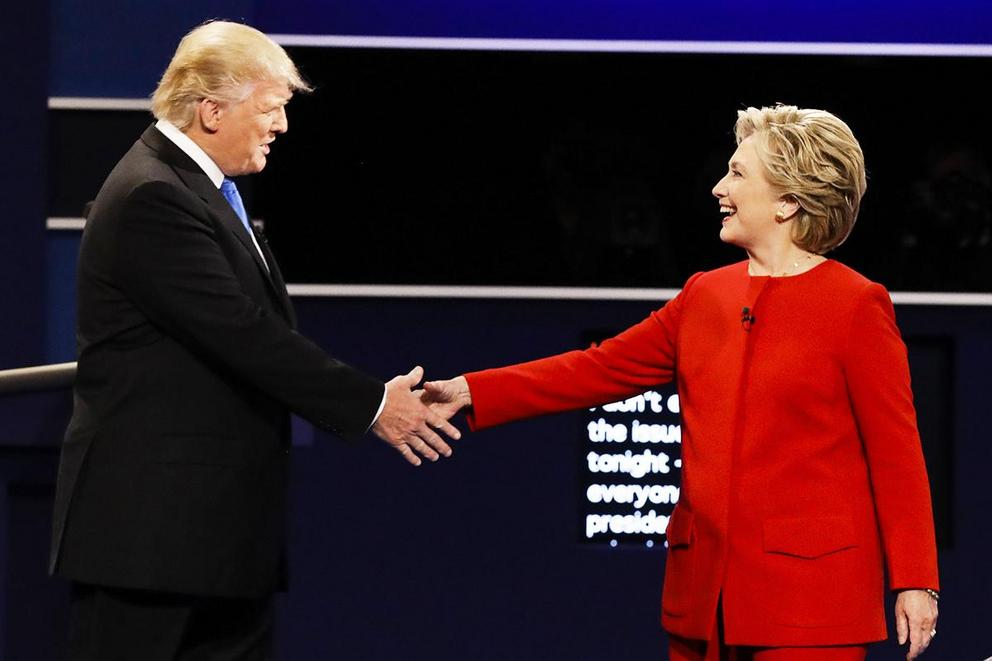 Did Clinton and Trump's first debate change your mind?