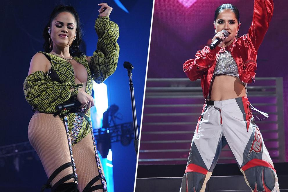 2019 Hot Latin Songs Artist of the Year, Female: Natti Natasha or Becky G?