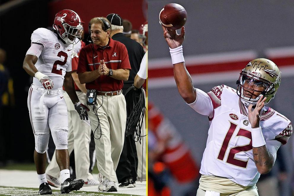 #1 Alabama vs. #3 Florida State: Who wins opening week?