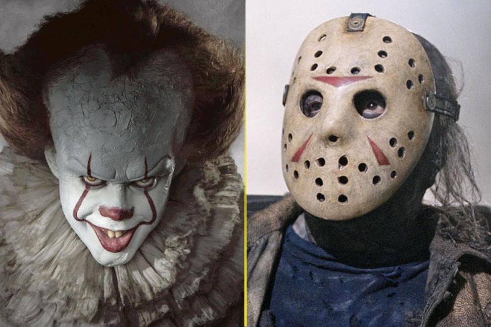 Scariest movie monster: Pennywise or Jason Voorhees?