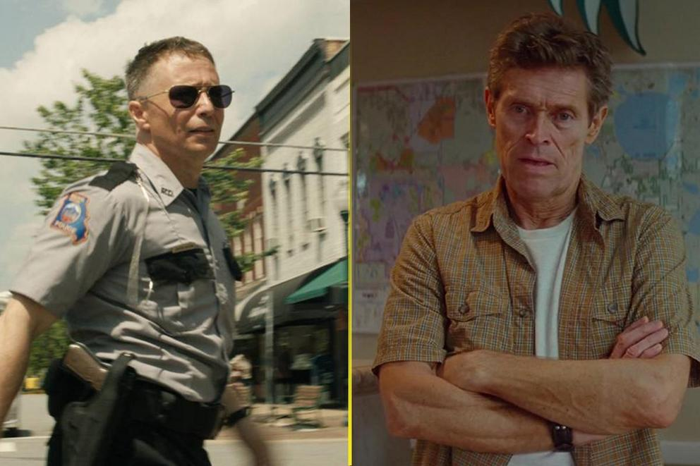 Who will win the Oscar for Best Supporting Actor: Sam Rockwell or Willem Dafoe?
