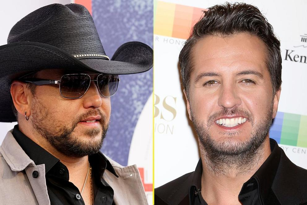 ACM Awards Entertainer of the Year: Jason Aldean or Luke Bryan?