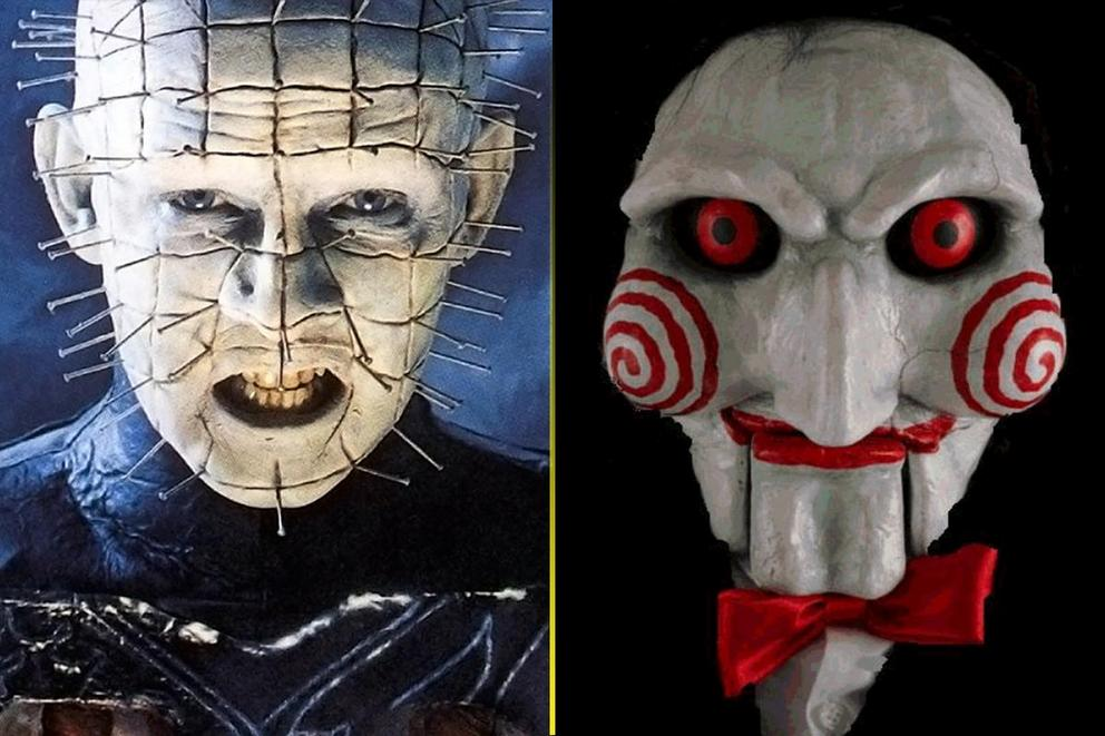 Scariest movie monster: Pinhead or Jigsaw?