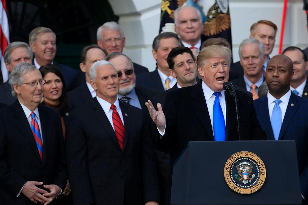 Will the GOP tax bill help or hurt the middle class?