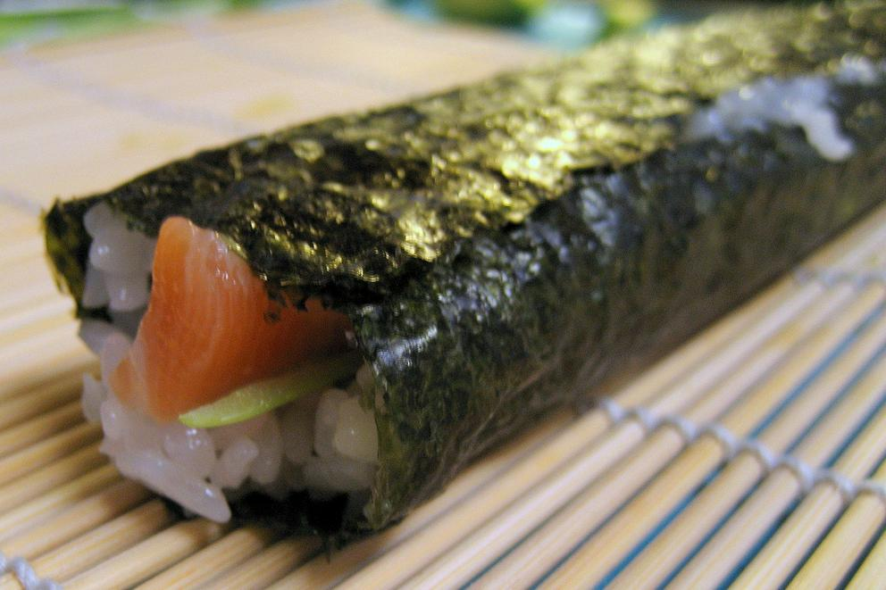 Is dining hall sushi cultural appropriation?