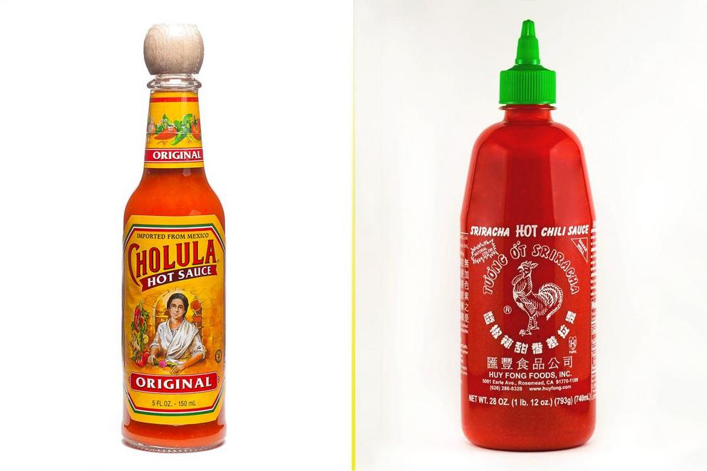 Best hot sauce: Cholula or Sriracha?