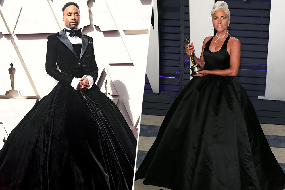 Best dressed at the 2019 Oscars: Billy Porter or Lady Gaga?