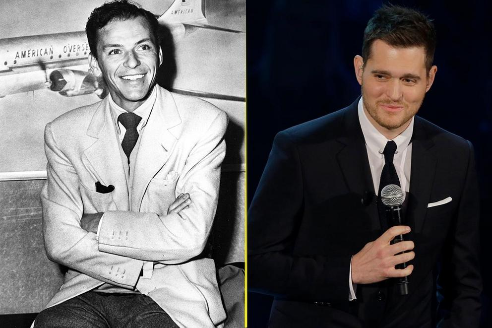 Favorite Christmas crooner: Frank Sinatra or Michael Bublé?
