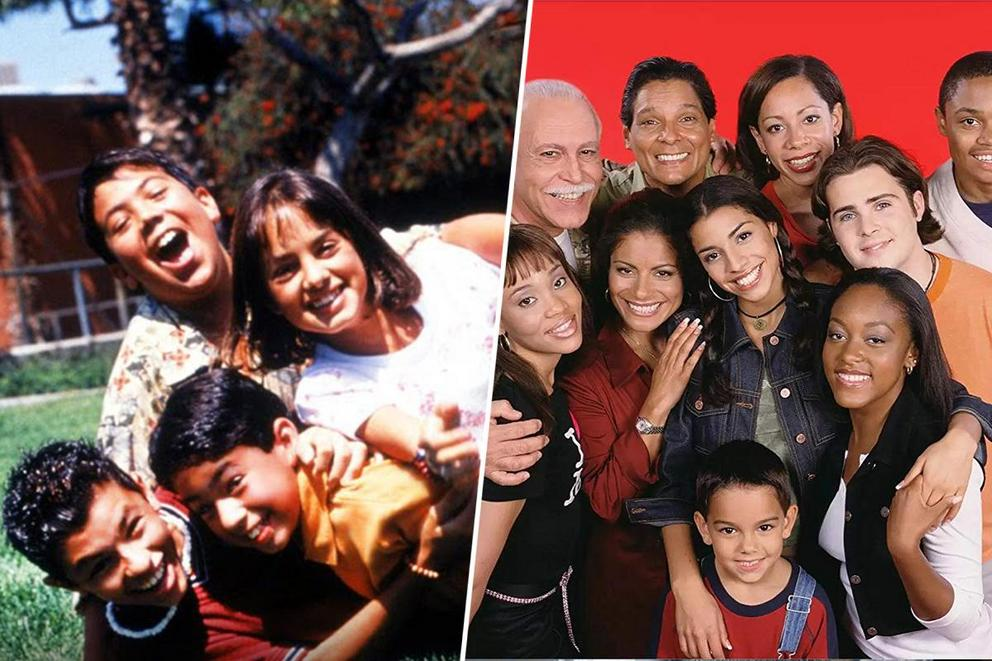 Which Nickelodeon teen show was your favorite: 'The Brothers García' or 'Taina'?
