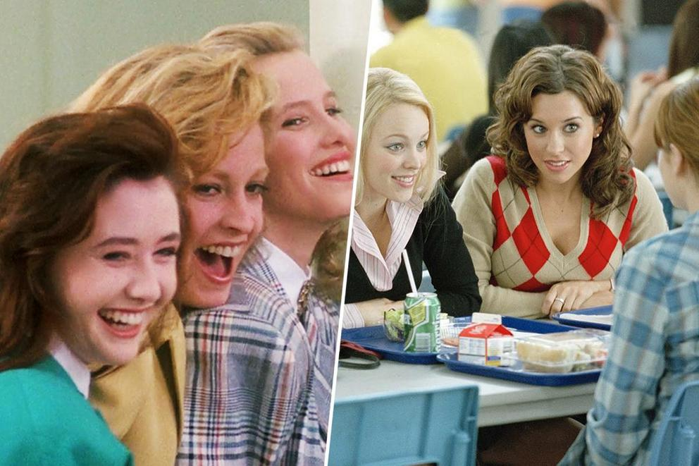Favorite mean girl clique: The Heathers or the Plastics?