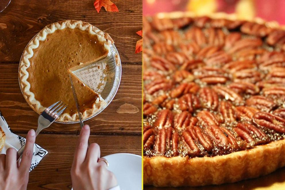 Best Thanksgiving dessert: Pumpkin pie or pecan pie?