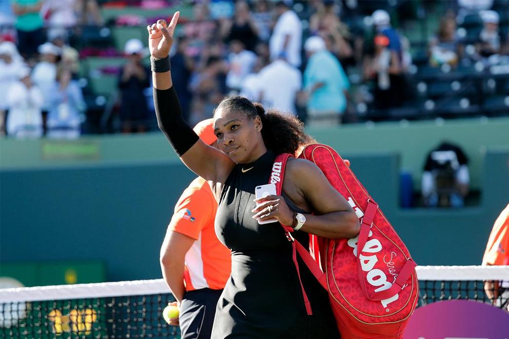 Should Serena Williams retire?