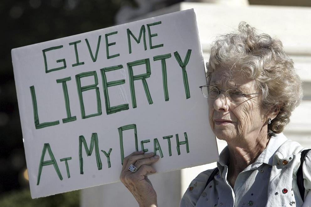 Should physician-assisted suicide be legal?