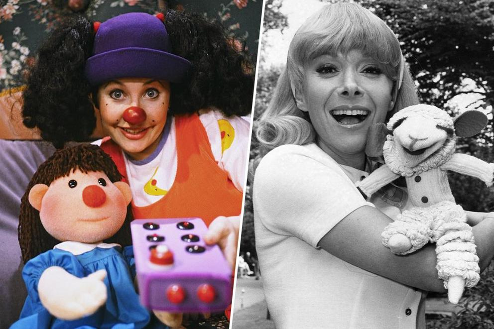 Favorite classic PBS kids' show: 'The Big Comfy Couch' or 'Lamb Chop's Play Along'?
