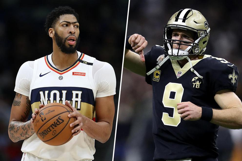What hurts more: Anthony Davis bolting or the NFL stealing the Super Bowl from the Saints?