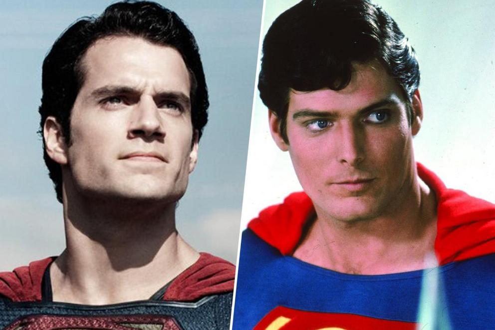 Is Henry Cavill the best Superman?