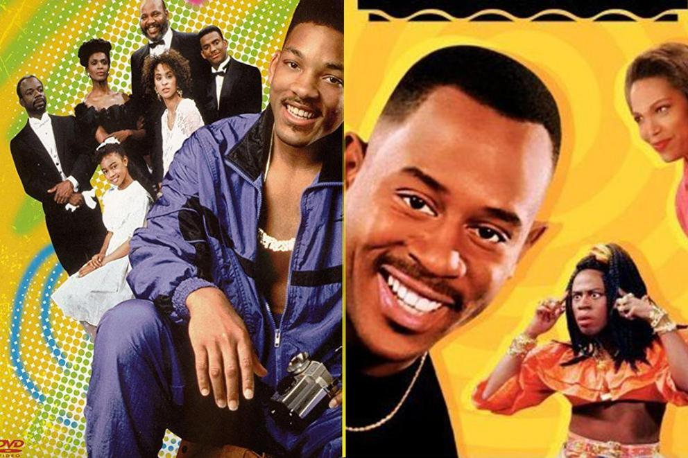 Best sitcom only '90s kids would remember: 'The Fresh Prince of Bel-Air' or 'Martin'?