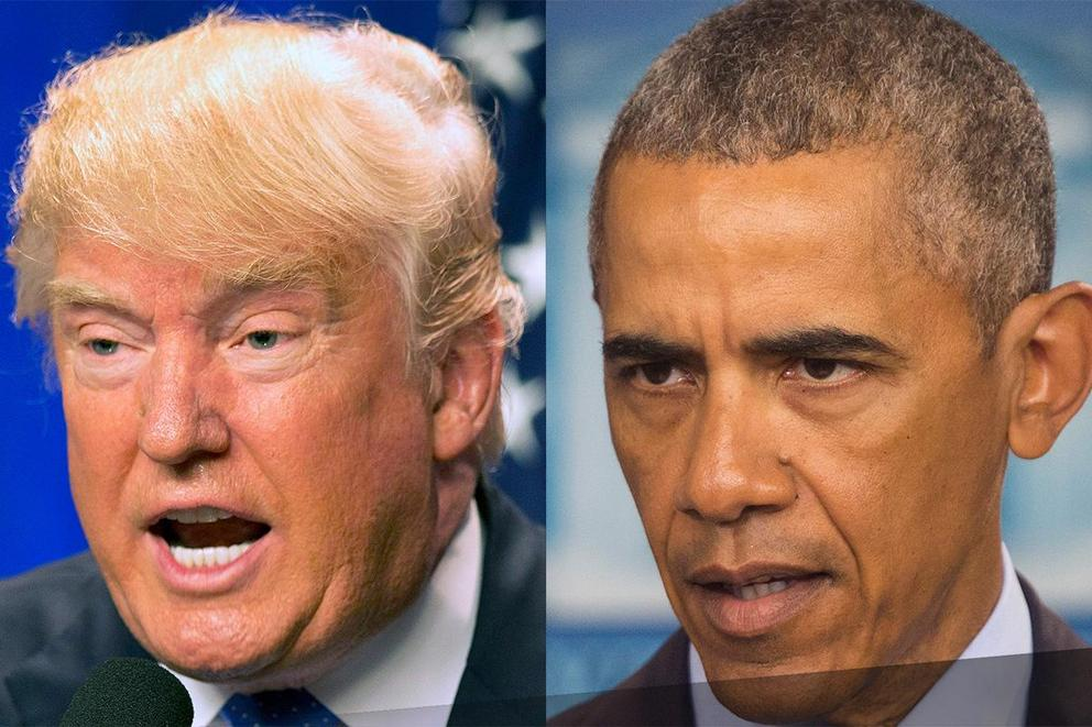 Trump is insinuating that Obama is in league with terrorists. Will Americans actually believe him?