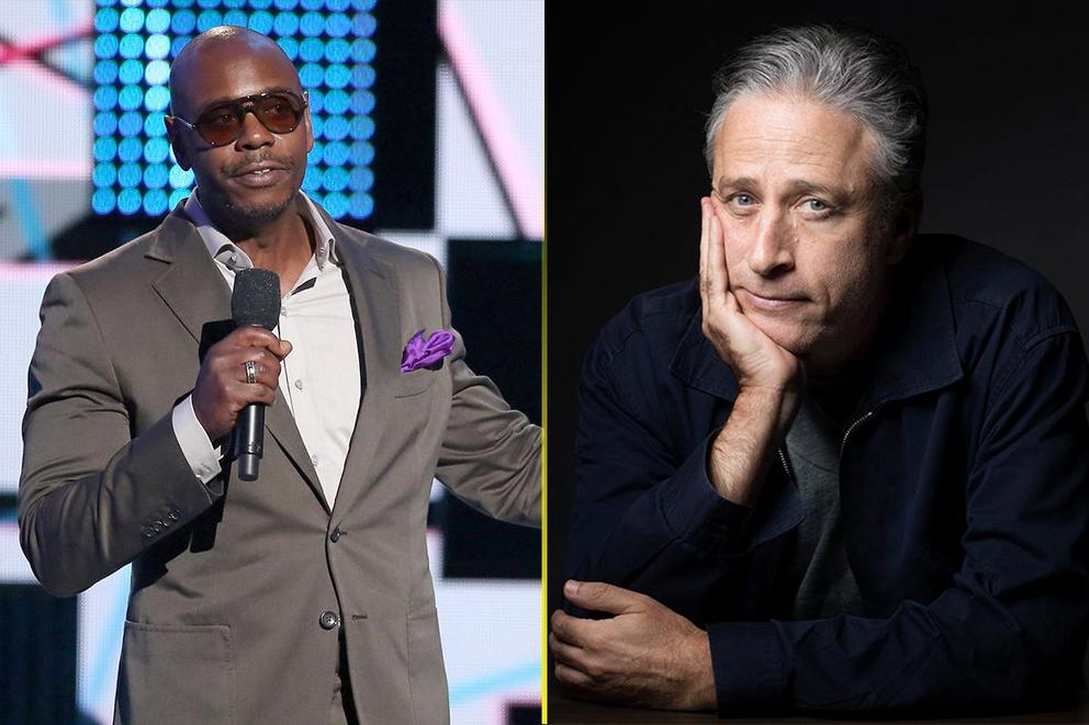 Who's the better comedian: Jon Stewart or Dave Chappelle?