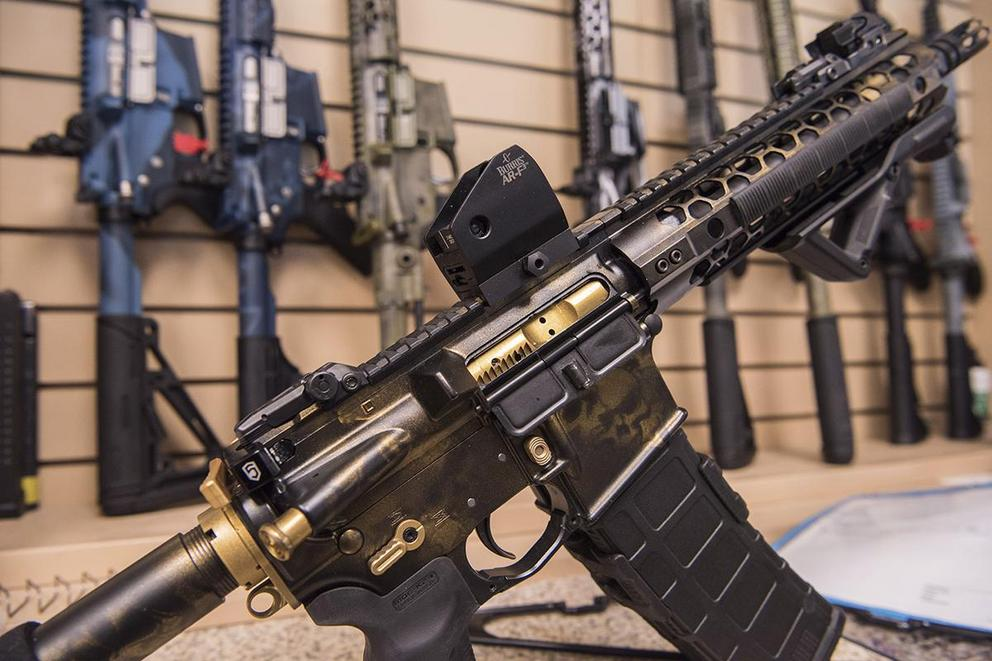 Should the U.S. ban assault weapons?