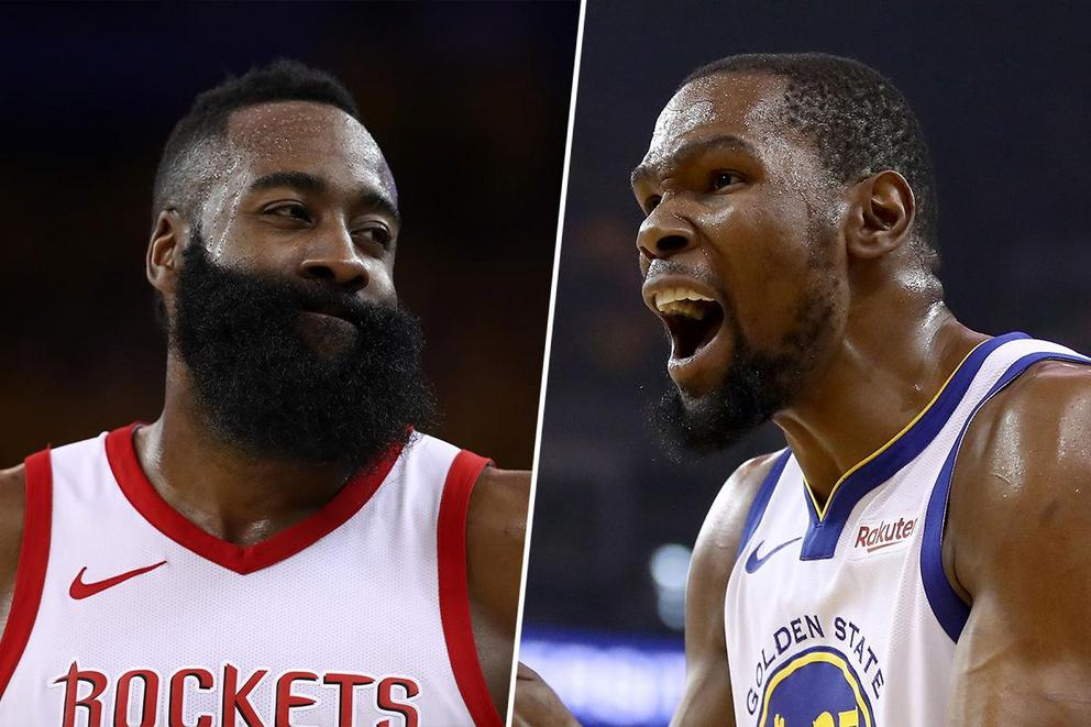 The Tylt's 2019 NBA Awards: Worst non-call—Kevin Durant or James Harden?