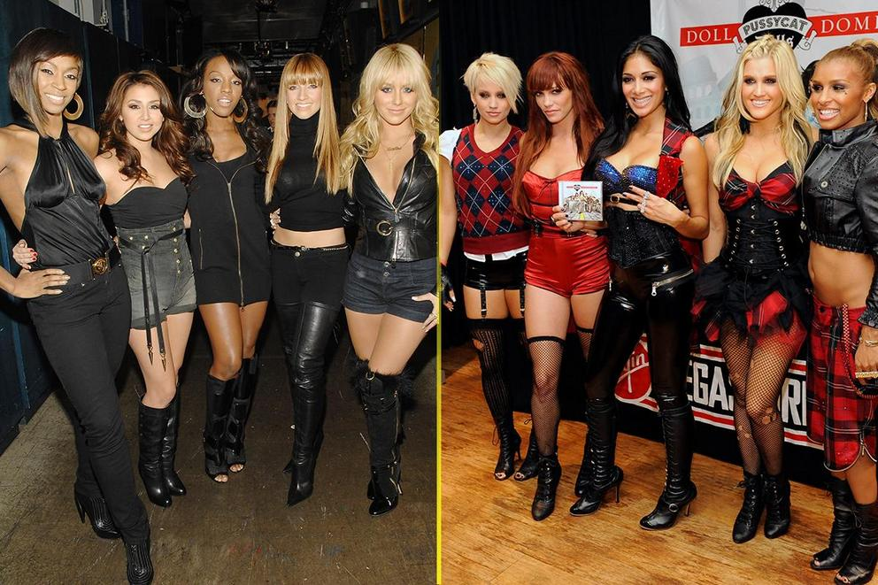 Favorite girl group from the late aughts: Danity Kane or the Pussycat Dolls?