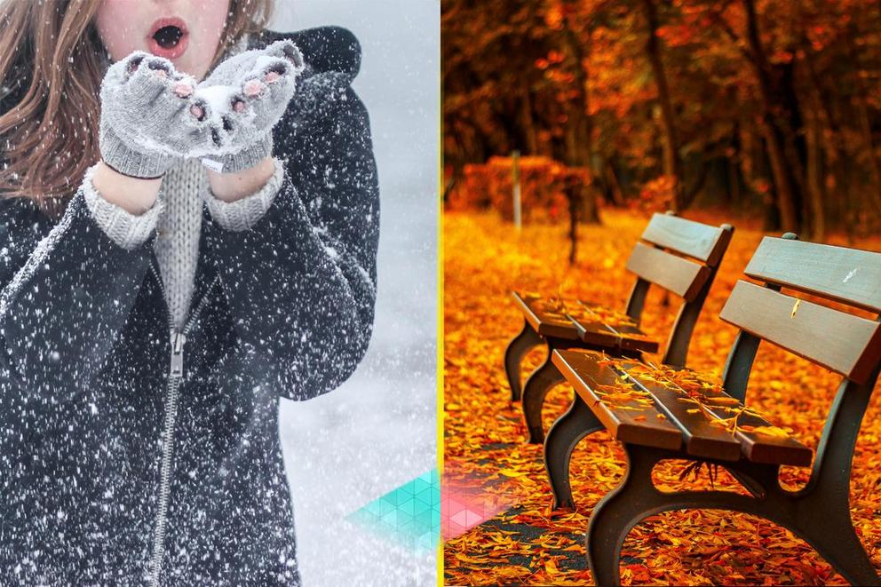 Which season is better: Winter or fall?