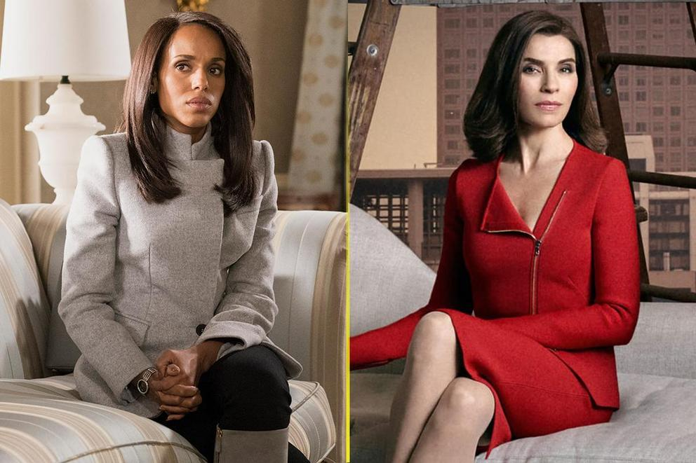 Best Political TV Show: 'Scandal' or 'The Good Wife'?