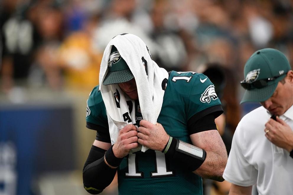Can the Philadelphia Eagles reach the Super Bowl without Carson Wentz?