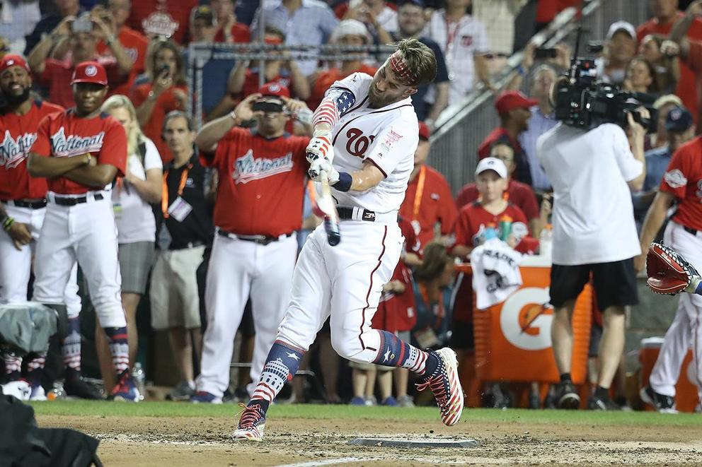 Does the MLB Home Run Derby ruin players' swings?