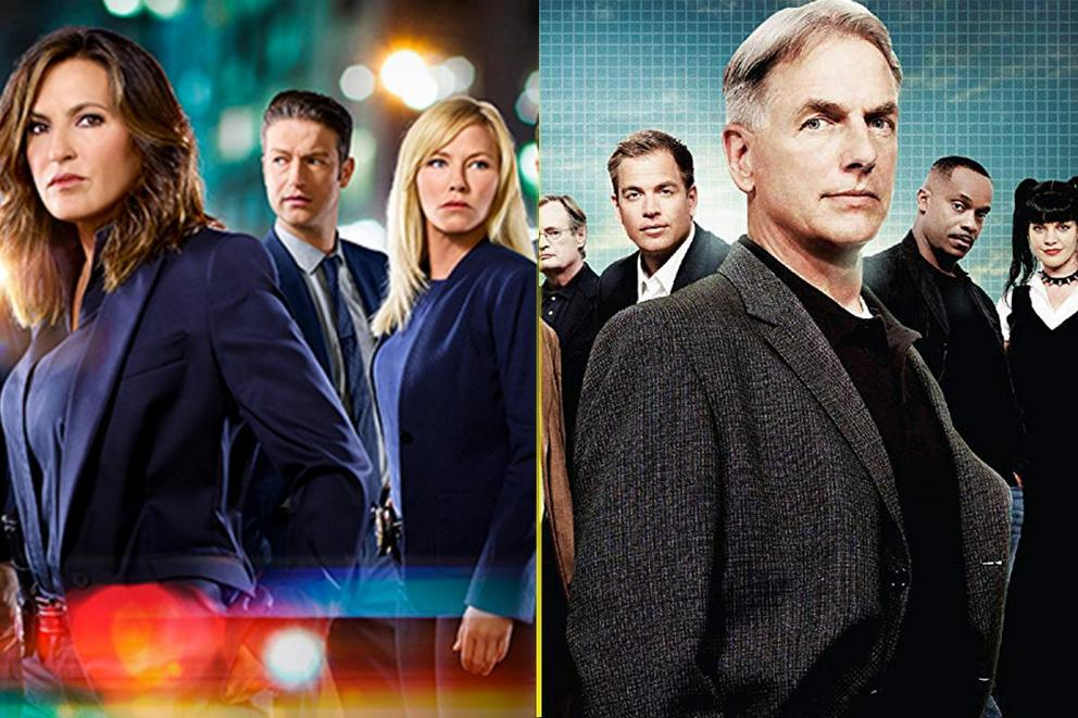 Most popular crime show: 'Special Victims Unit' or 'NCIS'?