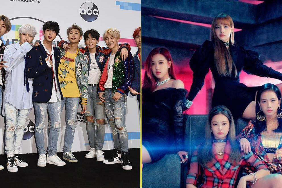 2018 Choice International Artist: BTS or BLACKPINK?