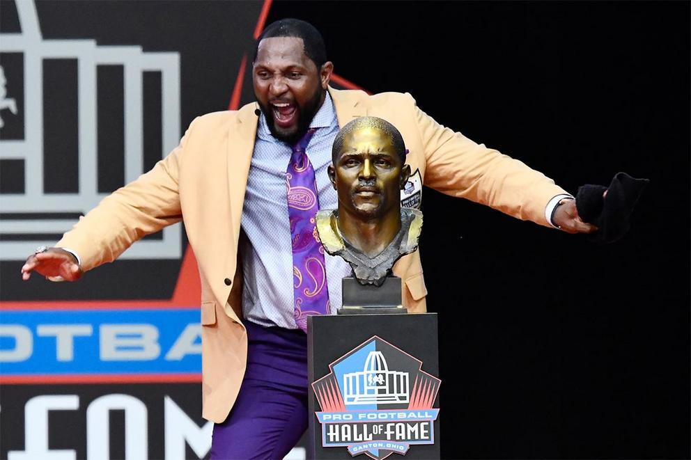 Should Ray Lewis be removed from the Pro Football Hall of Fame?