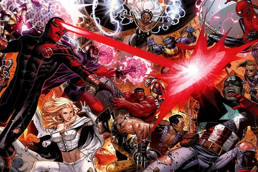 Avengers vs. X-Men: Who would win in a brawl?