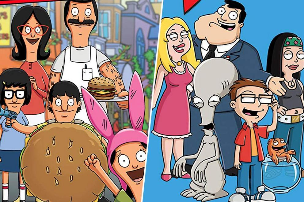 Favorite animated family show: 'Bob's Burgers' or 'American Dad'?