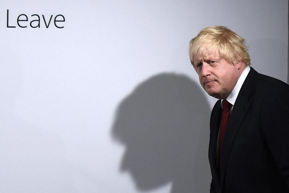 Should Boris Johnson step up and run for leadership?
