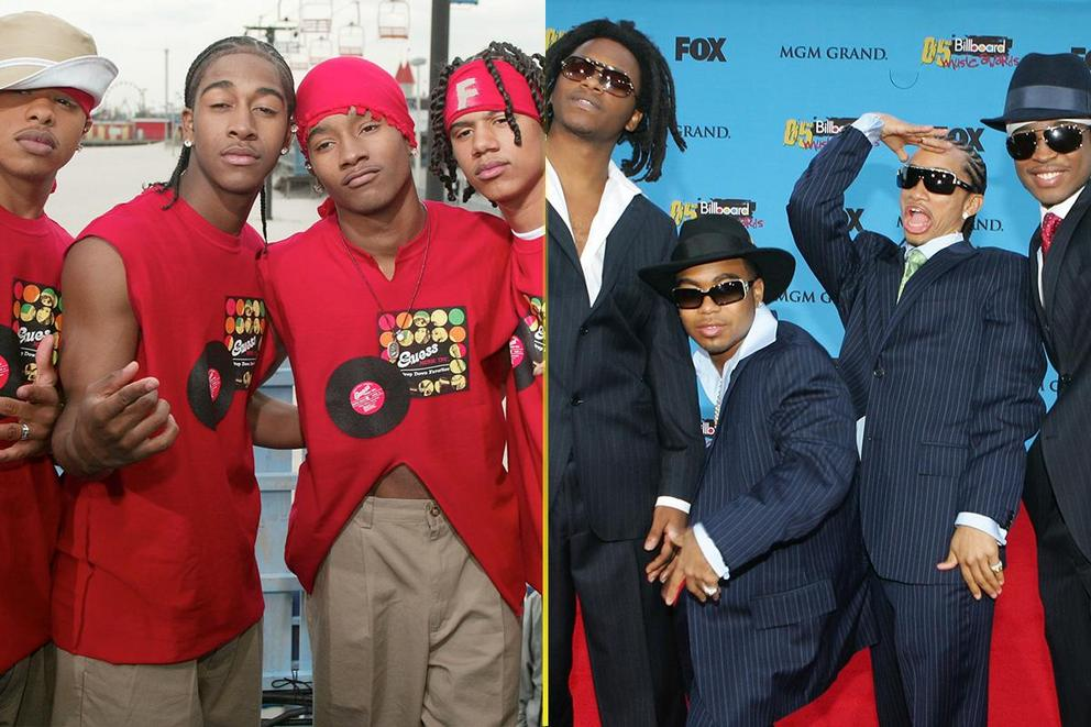 Favorite R&B boy band of the aughts: B2K or Pretty Ricky?