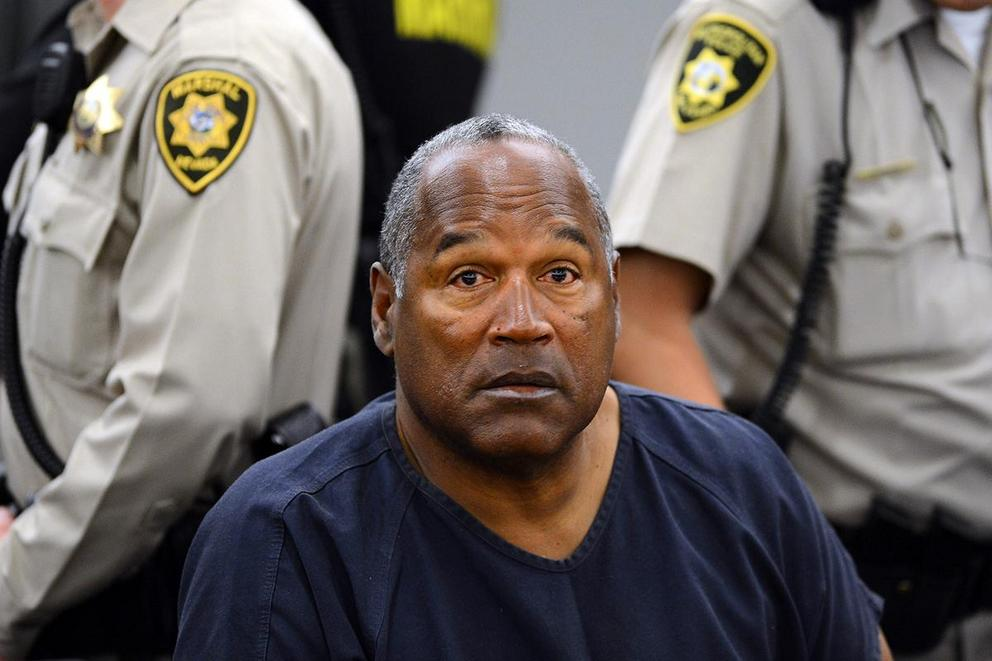 Should O.J. Simpson be released from prison?