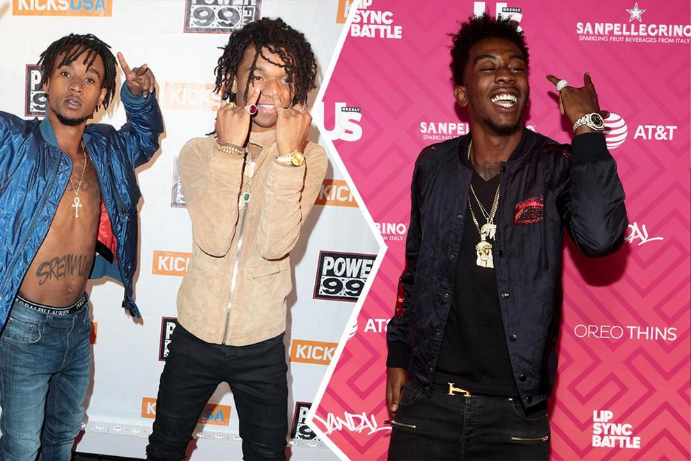 Trap song of the year: 'Black Beatles' or 'Panda'?